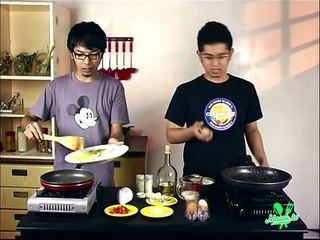 memasak aneka telur | resep #002