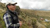 Schrecklich faszinierend: Vulkan Cotopaxi in Ecuador