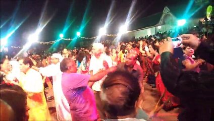 orchestra for navratri beaters kaho poonam,pari, bheegi ,bheegi ,