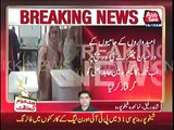 Sheikhupura Police kidnaps News reporter for making video of PML-N Workers clash with PTI Workers