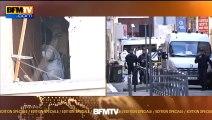 Saint-Denis- les premières images du bâtiment après l'assaut - YouTube