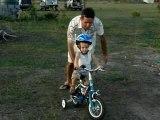 Zach's 1st bicycle film