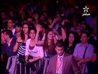 "Amr Diab - Classics Medley ""Mawazine 2011  عمرو دياب - ميدلي قديم"
