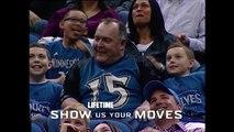 12 ans plus tard le fan n°1 de Kevin Garnett récidive - NBA - Basket