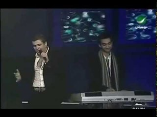 "Amr Diab - Wahshteeny ""Hala Feb 2005"""