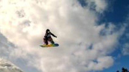 Dan Gerstner, Gangster Snowboard Addiction Student