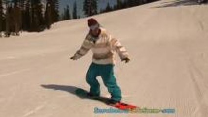 How To Snowboard - Pre-Riding Lesson Trick Tip
