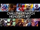 챌린저 매치 하이라이트 EP7 | 미키, 뉴클리어, 퓨리 (KR Challenger Match Highlights EP7 | Mickey, Nuclear, Fury)