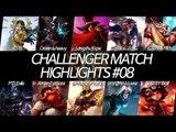 챌린저 매치 하이라이트 EP8 | 맥쓰, 엑스페션, 큐베, 울프 (KR Challenger Match Highlights EP8 | expe, cuvee, Wolf)