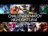 챌린저 매치 하이라이트 EP14   페이커, 앰비션, 코코 (KR Challenger Match Highlights EP14   Faker, Ambition, Coco)