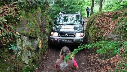 Rallye des Dames de Coeur 2015 Ligue contre le cancer du Sein Région de Bourgogne