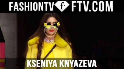 Kseniya Knyazeva Spring/Summer 2016 Collection Russia | MBFW | FTV.com