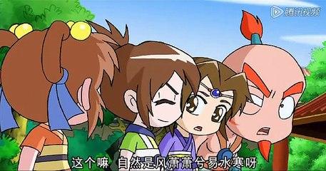 秦时明月 笑闯江湖 52 江湖大才艺