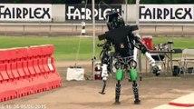 Robots bourrés - vidéo Dailymotion