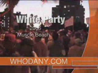 White Party Muscle Beach 2006