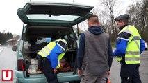 Retour des contrôles aux frontières dans les Ardennes : quelle efficacité ?