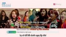 [Vietsub by JNG] 151117 Pops in Seoul - Pick & Talk  - TWICE