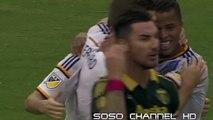 Robbie Keane Fantastic Goal LA Galaxy vs Portland Timbers 2 5 (MLS) 2015
