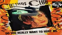 Do You Really Want To Hurt Me/(Dub Version) - Culture Club 1982 (F.te:2)