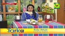 Tarka Recipe Fried Fish with Tomato Curry by Rida Aftab Masala Tv 19th November 2015