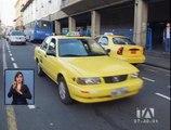 Taxistas y alcalde de Quito mantienen diálogos sobre informales