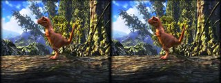 3D Video 3D Trailer 3D Movie on Youtube 3D TV - PANGEA The Neverending World - 3D Animation 2015