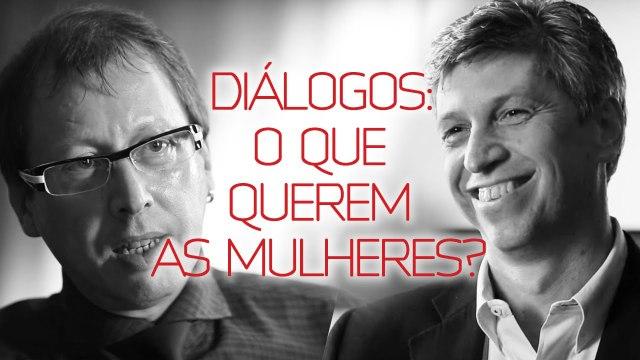 O QUE QUEREM AS MULHERES?   Diálogo entre Welson Barbato e José Garcez Ghirardi