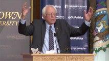 Bernie Sanders's socialism speech in less than 3 minutes
