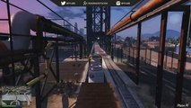 GTA 5 Driveable Train Mod! How To Drive & Control Train Tutorial! (GTA V)