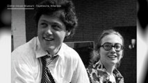 Bill and Hillary Clinton: Political couple from the start