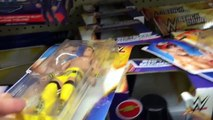 WWE ACTION INSIDER_ NASTY NOTES ToysRus TOY HUNT! WWE Elite 37 Display!-WRESTLE MANIA