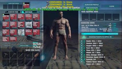 Lets Play ARK Survival Evolved #001 Erste Probleme Adlerangriff [Deutsch] ARK Survival Ev
