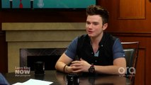 More 'Glee'? Chris Colfer Dishes On A Possible Return To TV