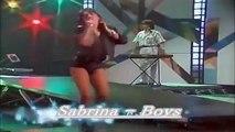 Sabrina salerno official spain 1987 for me the best boys boys boys