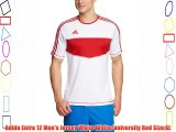 Adida Entra 12 Men's Jersey White White/university Red Size:XL