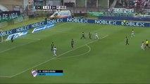 Gol de Braña. Nueva Chicago 1 - Quilmes 1. Fecha 30. Primera División 2015. FPT