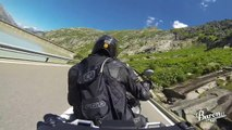 Grimsel Pass, Full North Side Descent - BMW R1200 GSA