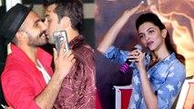 OMG: Deepika Padukone Feels Ranveer Singh & Ranbir Kapoor Are 'Palang Tod' | Tamasha Chemistry Meter
