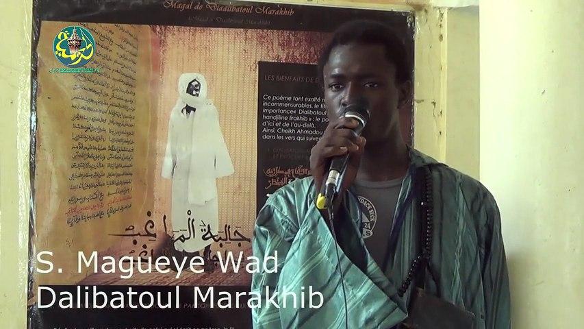 XASSIDA YI #MAGAL 2015: Dialibatoul Marakhib par S. Magueye WAD