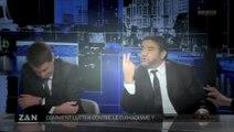 Eric Zemmour face à un imam déclarant que l'Islam n'a rien à voir avec les attentats