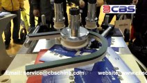 bending machine - U shape aluminium profile bending machine