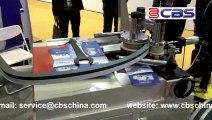 bending machine - hydraulic aluminium profile elliptical arch bending machine