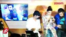 Deepika Padukone on her PALANG TOD chemistry with Ranbir Kapoor & Ranveer Singh   Bollywood News