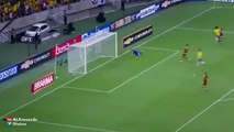 Gol de Brazil vs Venezuela 1 0 13 10 2015