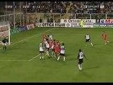 Cesena-Juventus 1-1 Trezeguet Season 200