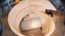 Tony Hawk réussit un nouvel exploit avec son skate