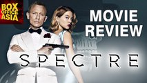 Spectre Movie REVIEW By Bharathi Pradhan | Daniel Craig, Lea Seydoux | Box Office Asia