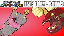 Castle Crashers - Sock Monster! (Castle Crashers Lets Play Part 9) - By J&S Games!