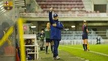 Xavi Llorens, previa RCD Espanyol-FCB Femenino