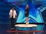 Incroyable Talent Géorgie: Une Performance à couper le souffle !